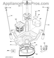 ge wh23x10030 pump appliancepartspros com part diagram