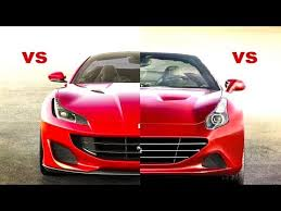 2018 ferrari portofino price. contemporary portofino 2018 ferrari portofino vs ferrari california t  vs inside price