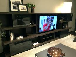 wall mounted entertainment unit modular stand alluring modern entertainment unit presenting