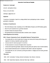 100 Sample Coaching Resume Cover Letter Resume Fax Cover