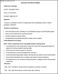 100 Sample Coaching Resume Cover Letter 40 Best Teaching