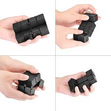 infinity cube 3. the my infinity cube fidget is a fidgety with an infinite possibilities of moves. composed 8 small cubes, each can be rotated from any 3 o