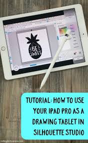 Drawing On Ipad Pro Tutorial How To Use Ipad Pro As A Drawing Tablet In