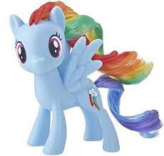 My little Pony Hasbro, Rainbow Dash Minipuppen: Amazon.de: Spielzeug