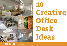 Awesome Creative Office Desk Ideas with 10 Creative Office Desk Ideasthe  Diyful Blog