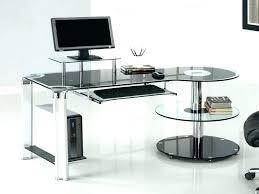 Acrylic office desk Acrylic Work Acrylic Office Desk Acrylic Office Furniture Acrylic Home Office Desks Interior And Furniture Design Spacious Contemporary Scocseattleinfo Acrylic Office Desk Bedavadinle
