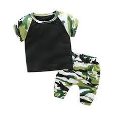 King Top T Shirt Camo Pants Set Clothing Sets Camo