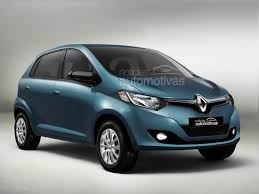 new car launches april 2014TECH REDEFINED Handsome RediGO based Renaults Small Car XBA