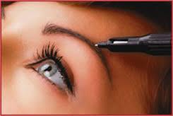 Permanentní Make Up Obočí Aj Studio Permanentní Make Up A
