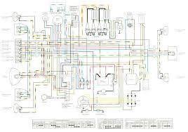 yamaha xs650 wiring diagram wiring diagram yamaha wiring diagram diagrams