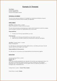 Easy Resume Template Free Basic Resume Samples 15 Simple Resumes Job ...