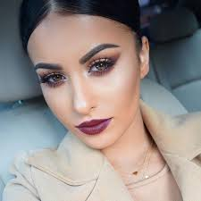 makeup for a night out play with diffe shades of brown you know that in the