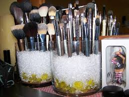 makeup brush holder beads. for those that dont know everything you need to is here: youtube - sephora inspired brush holder makeup beads u