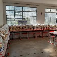 Alunos do 4º ao 6º ano do ensino fundamental recebem kit alimentação -  Portal da Prefeitura de Uberlândia