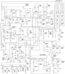 2000 ford mustang wiring diagram latest for