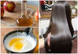 use apple cider vinegar for hair