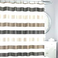 black and white and horizontal and curtains white and brown shower curtains white and brown shower