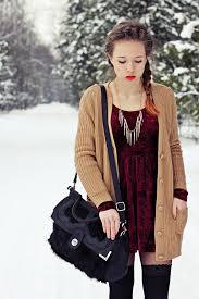 Velvet Dress Ideas 12