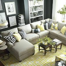 u shaped leather sectional endearing the best u shaped sectional sofa ideas on in sofas l