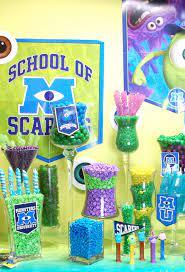 Festa Monstros SA: 55 ideias de decoração e como organizar