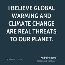 Climate Change Quotes Impressive Andrew Cuomo Change Quotes QuoteHD
