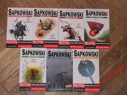 Znalezione obrazy dla zapytania Sapkowski Wiedźmin