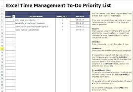 To Do List Excel Weekly To Do List Template Pinterest Daily Project Task Excel Word