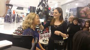 illamasqua beauty drop in debenhams silverburn makeup counters