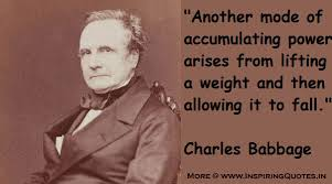 Famous Charles Babbage Quotes - Inspiring Quotes and Sayings