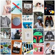 20 great star wars crafts diys party ideaore may the