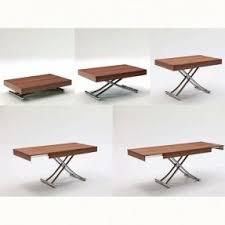Folding coffee dining table