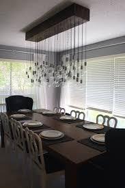 diy dining room lighting ideas. Diy Dining Room Light- Holy Cannoli, I Love This! Lighting Ideas Pinterest