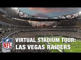 Watch Virtual Tour Of Proposed Raiders Stadium In Las Vegas