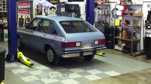 1981 Chevy chevette - YouTube