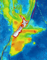 Sea Charts Nz New Zealand Bathymetry Data Set Niwa