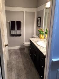behr bathroom paintMy bathroom redo Paint is graceful grey by Behr  Interior
