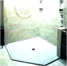 custom shower pan kit custom shower pan kit custom tile shower pans tile borders for showers