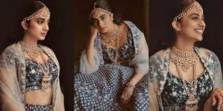 Namitha Pramod shines in traditional costume, star in new makeover - Mix  India