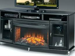 electric fireplace stand best ember hearth media console costco nice fireplac