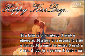 Image result for happy kiss day images