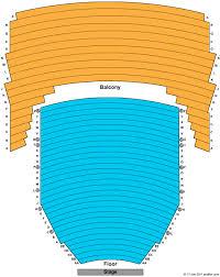 Neal S Blaisdell Center Concert Hall Seating Chart