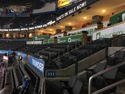 Chesapeake Arena 3d Seating Chart Oklahoma City Thunder Seating Guide Chesapeake Energy