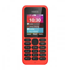 Nokia 130 Dual SIM, Red - (Available ...