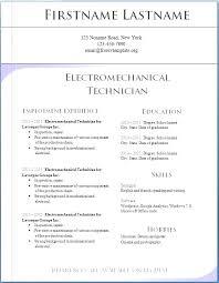 Free Resume Downloads Enchanting Resume Download Format Free Resume Template Free Resume Template