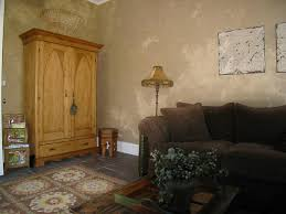 Paint & Wall Covering Dealers. Distressed traditional-living-room