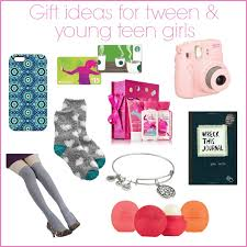 Birthday & Christmas gift ideas for tween and young teen girls