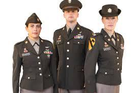 Army new class a uniform