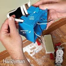 what you should do crowded electrical boxes the family handyman photo 2 install the new box