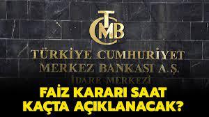 Mayıs ayı faiz oranı kaç oldu? Merkez Bankası faiz kararını açıkladı! İşte  güncel bilgiler...