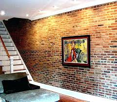 interior cinder block wall covering painting basement block walls ideas clever and cool wall best photos